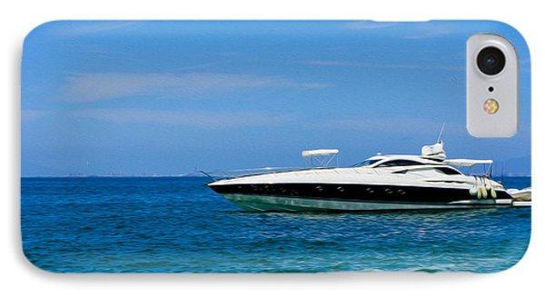Luxury Boat IPhone Case