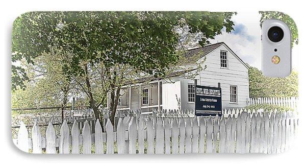 Lydia Leister Farm - Civil War Hospital Phone Case by Dyle   Warren