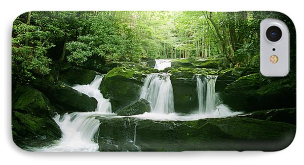 Lynn Camp Prong Falls IPhone Case