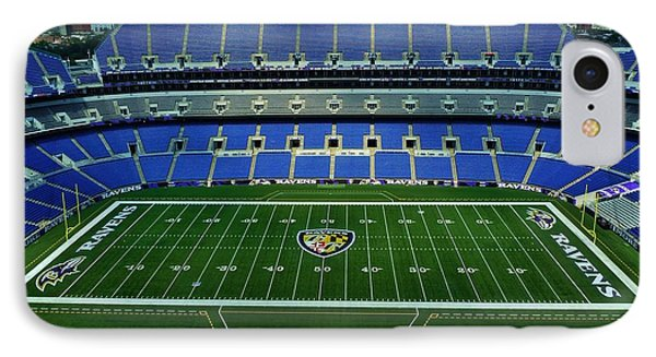 M And T Bank Stadium IPhone Case by Robert Geary