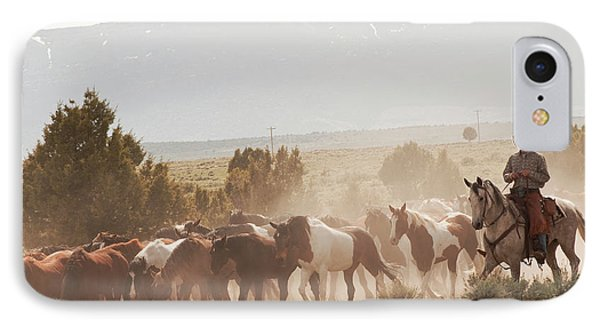IPhone Case featuring the photograph Mabel Bound by Daniel Hebard