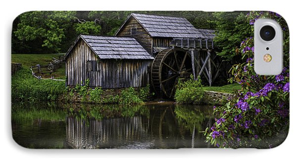 Mabry Mill In Spring IPhone Case