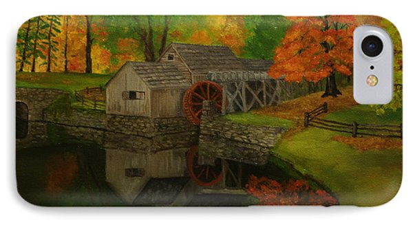 Mabry Mill Phone Case by Timothy Smith