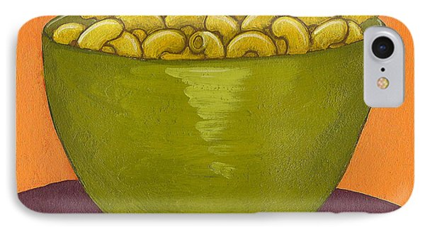 Macaroni And Cheese Phone Case by Christy Beckwith