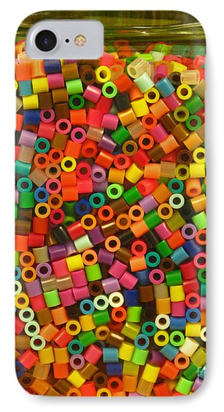 Macaroni Beads IPhone Case