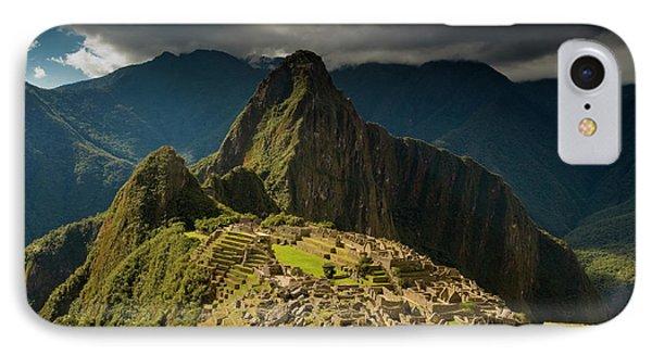 Machu Picchu, Ancient Ruins, Unesco IPhone Case