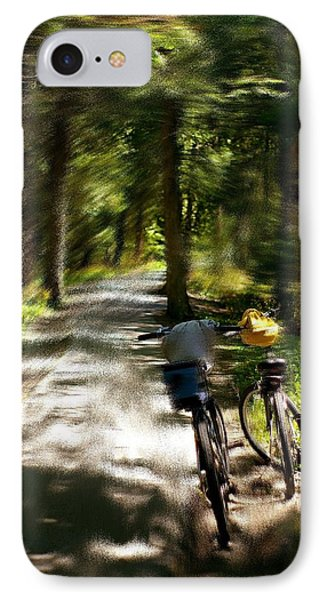 Mackinac Island Woods IPhone Case