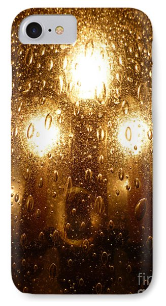 Macro Lights IPhone Case by Joseph Baril