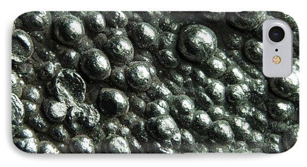 Macrophotograph Of High Purity Cobalt IPhone Case