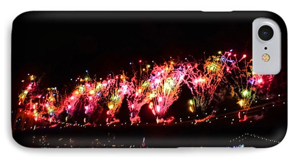 Macy's 2014 Fireworks In New York City IPhone Case