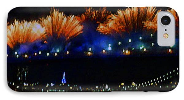 Macy's 2014 Fireworks IPhone Case