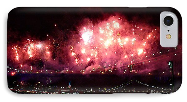 Macy's Spectactual 2014 Fireworks IPhone Case