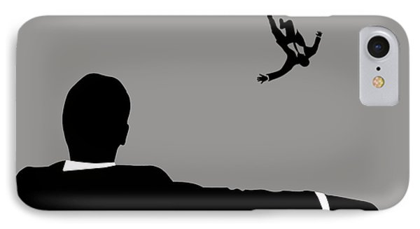 Mad Men IPhone Case by Dan Sproul