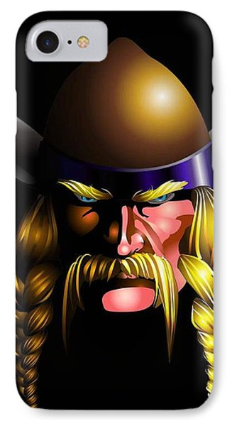 Mad Viking IPhone Case
