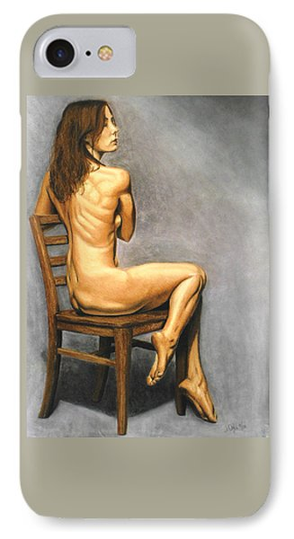 Madame Brooke Phone Case by Joseph Ogle
