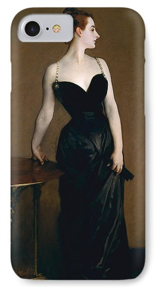 Madame X IPhone Case by Mountain Dreams