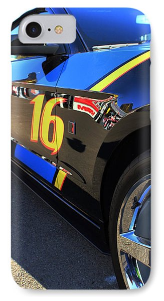 IPhone Case featuring the photograph Made For Speed by Natalie Ortiz