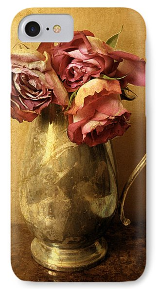 Madeira Roses IPhone Case by Jessica Jenney