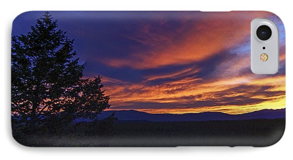 Madison River Sunset IPhone Case