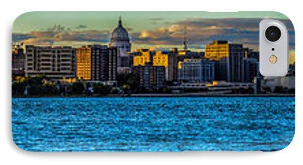 Madison Twilight Panorama IPhone 7 Case