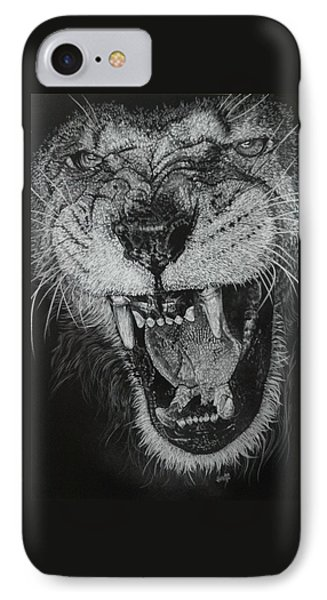 Madness Phone Case by Barbara Keith