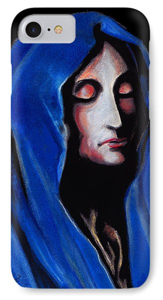 Madonna Of Sorrows Phone Case by John Keaton