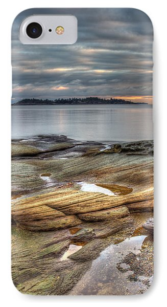 Madrona Sunrise IPhone Case by Randy Hall