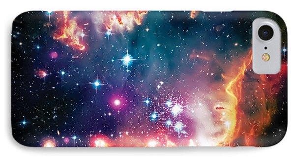 Magellanic Cloud 1 Phone Case by Jennifer Rondinelli Reilly - Fine Art Photography