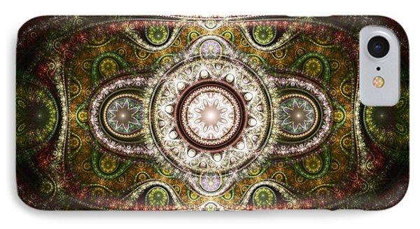 Magic Carpet IPhone Case by Anastasiya Malakhova