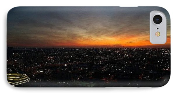 Magic City - Miami IPhone Case by Joel Lopez