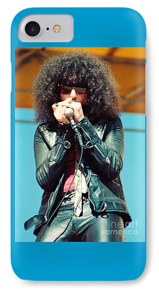 Magic Dick  From J Geils Band - Day On The Green July 4th 1979 IPhone Case