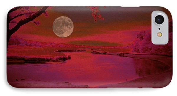 Magic Dusk Phone Case by Robert McCubbin