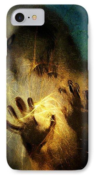 Magic Hands Phone Case by Gun Legler