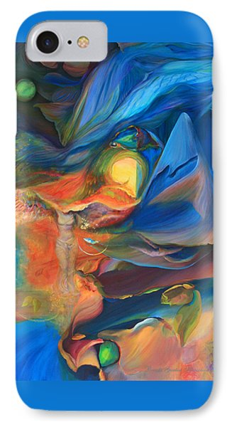 Magic In The Air - Art Only IPhone Case by Brooks Garten Hauschild