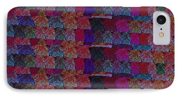 Magic Marbles Marvellous Colorful Pattern  Fineart Warmth Miracles Xmas Heavenly Havenly Energy Heal IPhone Case by Navin Joshi