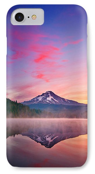 Magic Morning Phone Case by Darren  White