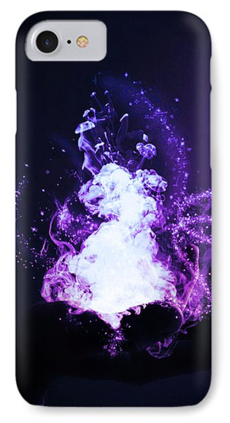 Magician iPhone 7 Case - Magic by Nicklas Gustafsson