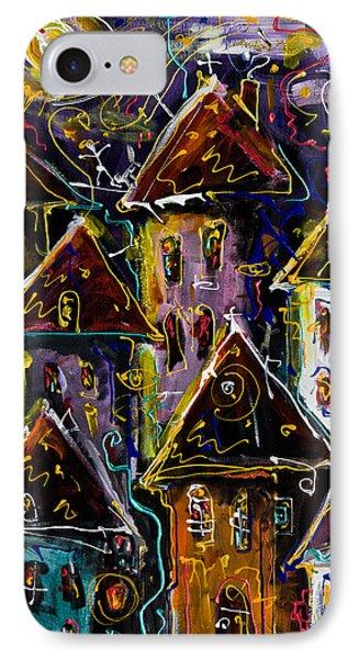 Magic Night IPhone Case by Maxim Komissarchik