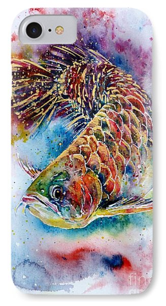 Magic Of Arowana IPhone 7 Case by Zaira Dzhaubaeva