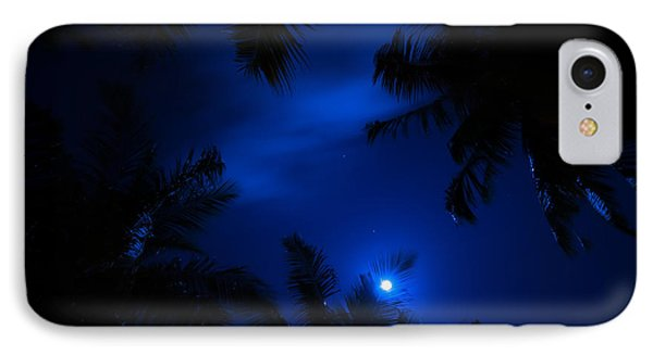 Magic Of The Night Sky 1 IPhone Case by Jenny Rainbow