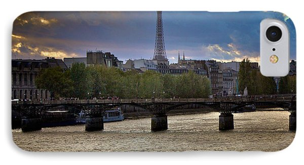 Magic Paris IPhone Case