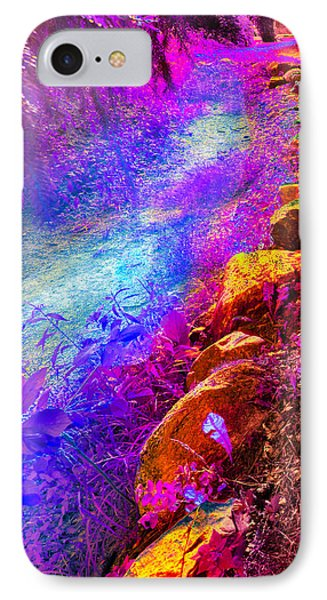 Magic Pathway II Phone Case by William Beuther