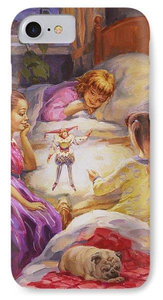Magic Story  Illustration 1 Chapter IPhone Case