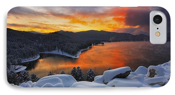 Magic Sunset IPhone Case