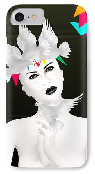 Magical 2 IPhone Case by Mark Ashkenazi