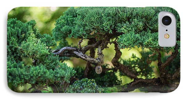IPhone Case featuring the photograph Magical Bonsai by Julie Andel