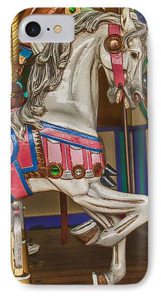 Magical Carrsoul Horse Phone Case by Garry Gay