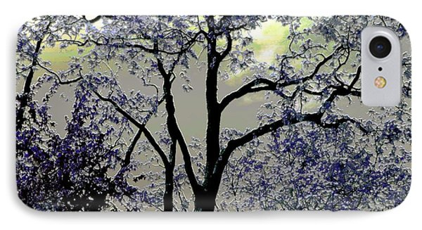 Magical Garden IPhone Case by Dale   Ford