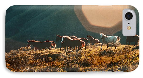 Magical Herd IPhone Case