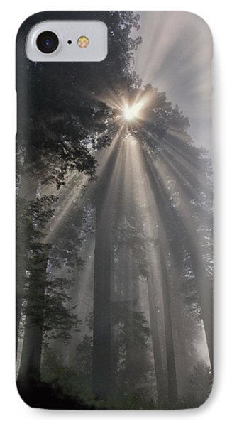 Magical Morning IPhone Case by Betty Depee